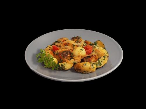 Pommes de terre Rôtissoire