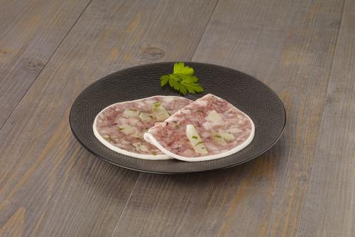 Museau de porc à la vinaigrette